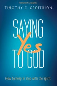 Saying Yes to God cover