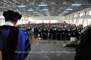 1500 people attend Commencement