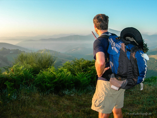 On the Camino, trying to discern God's leading